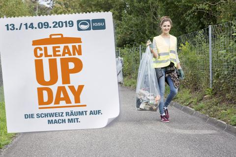 Clean-up-day Bülach
